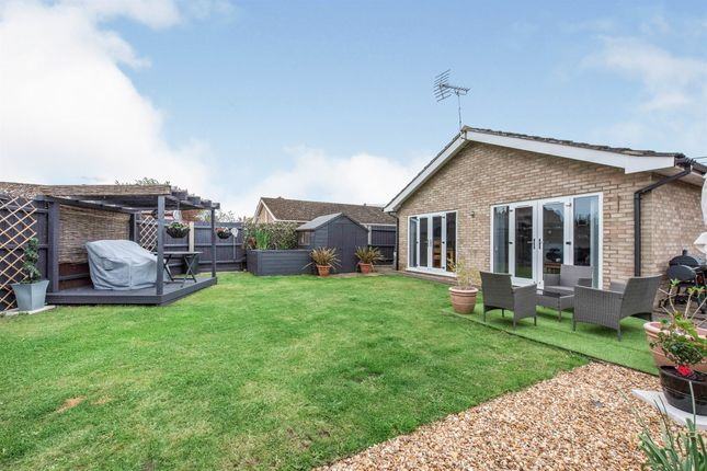 Thumbnail Detached bungalow for sale in Hall Barn Road, Isleham, Ely