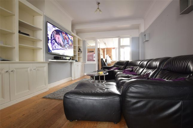 Thumbnail End terrace house to rent in Mannin Road, Chadwell Heath, Romford