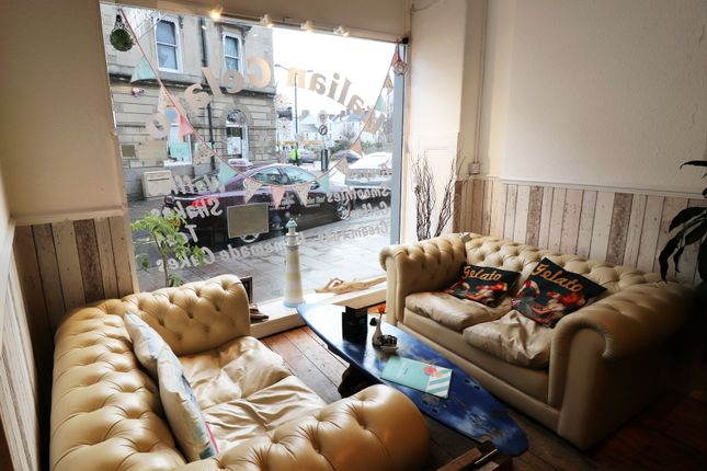 Thumbnail Restaurant/cafe to let in The Square, Barnstaple