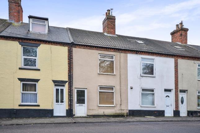 Thumbnail Terraced house for sale in Church Street, Sutton-In-Ashfield, Nottinghamshire, Notts