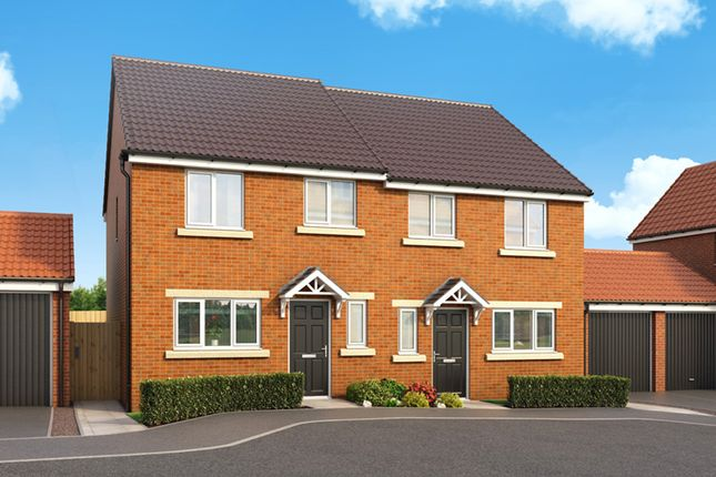 """Thumbnail Property for sale in """"The Larch"""" at St. Marys Terrace, Coxhoe, Durham"""