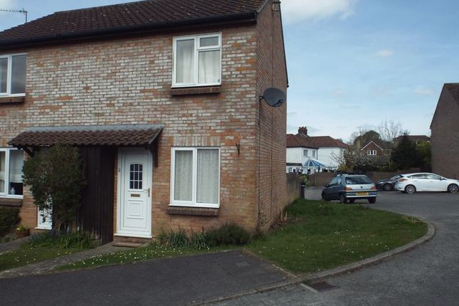Thumbnail Terraced house to rent in Pavely Close, Chippenham