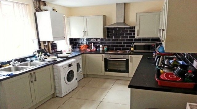 Thumbnail Terraced house to rent in Haydn Avenue, Rusholme, 6 Bed