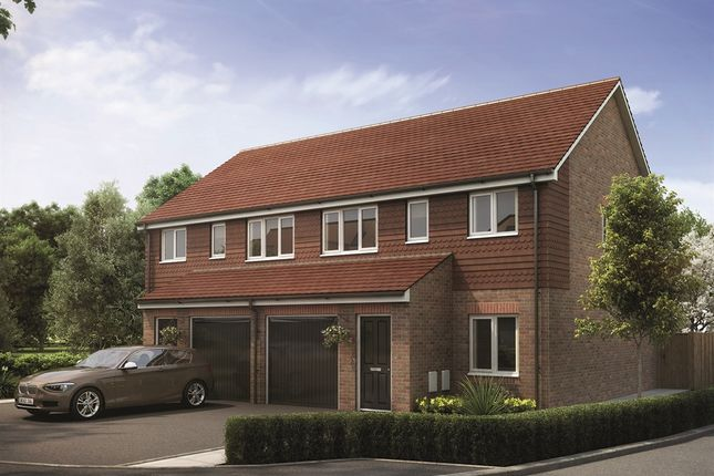 """Thumbnail Semi-detached house for sale in """"The Piccadilly"""" at Limes Place, Upper Harbledown, Canterbury"""