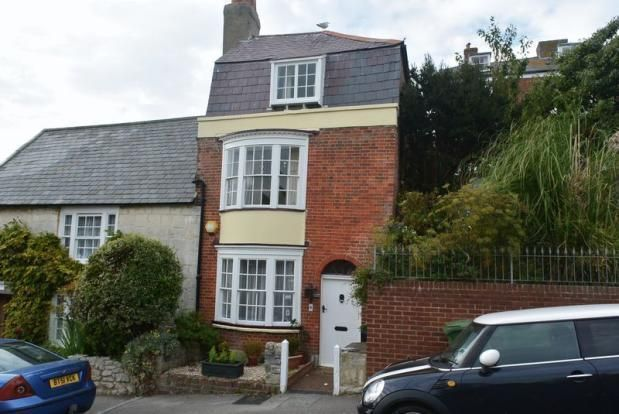 Thumbnail Cottage to rent in Chamberlaine Road, Weymouth