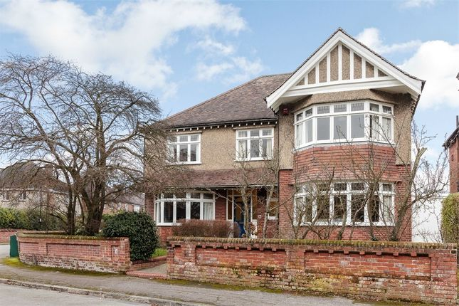 Thumbnail Detached house for sale in Westbourne Crescent, Southampton, Hampshire