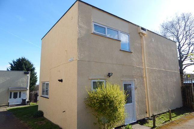 Thumbnail End terrace house to rent in Badgers Mede, Greenmeadow, Cwmbran