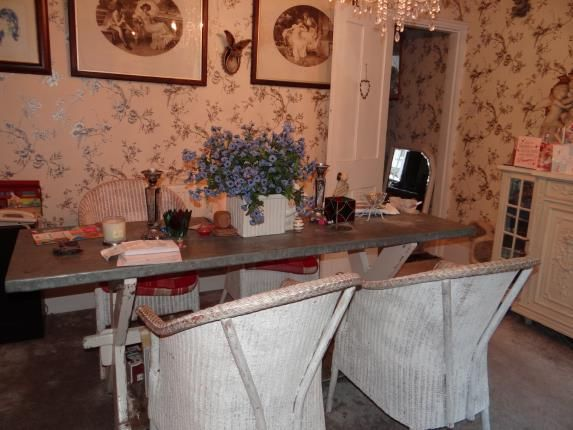 Dining Room of New Street, Wincheap, Canterbury, Kent CT1