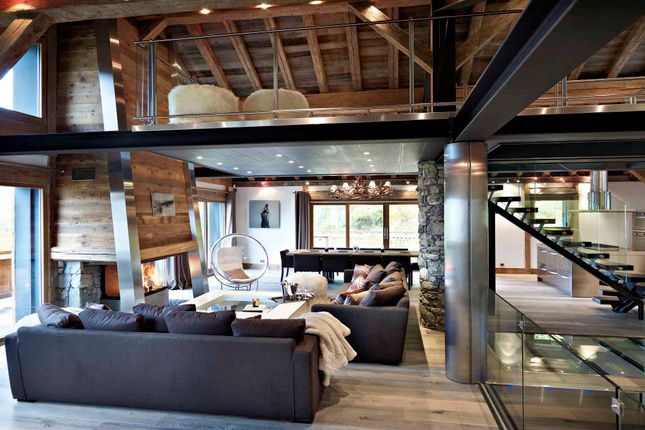 Thumbnail Chalet for sale in Les Allues, Meribel, Savoie, Rhône-Alpes, France