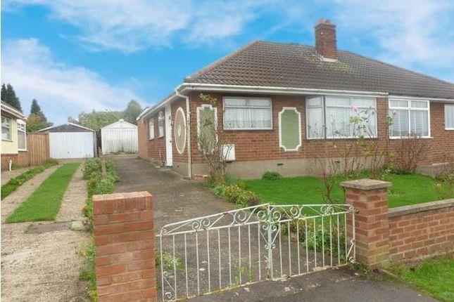 Thumbnail Bungalow to rent in Plumtree Avenue, Wellingborough