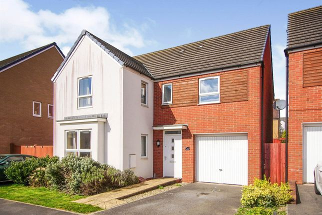 4 bed detached house for sale in Sparrowbill Way, Patchway, Bristol BS34