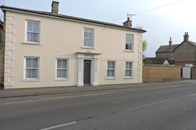 Thumbnail Detached house for sale in Hall Street, Soham, Soham