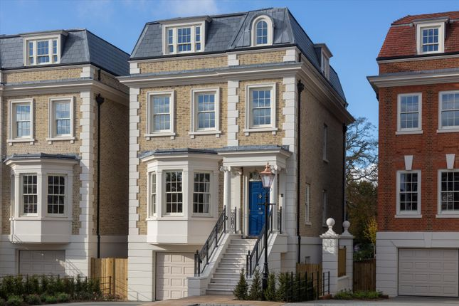 Thumbnail Detached house for sale in Magna Carta Park, Englefield Green, Surrey