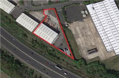 Thumbnail Light industrial to let in Unit 4 Valencia Park, Gilcar Way, Wakefield Europort, Castleford, West Yorkshire