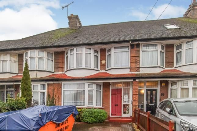 Thumbnail Terraced house for sale in Lamorna Avenue, Gravesend, Kent, England
