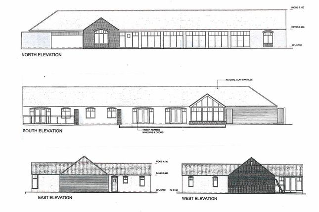 Thumbnail Detached bungalow for sale in Epworth, Doncaster
