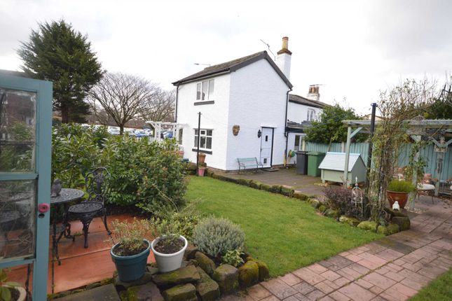Thumbnail Semi-detached house for sale in The Rake, Bromborough, Wirral