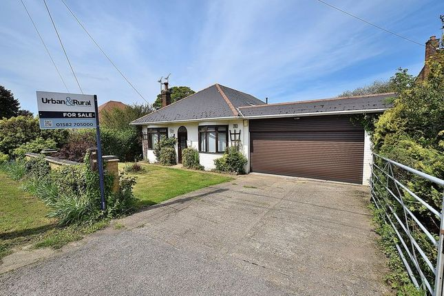 Thumbnail Bungalow for sale in Double Garage, Unrivalled Views, Three Double Bedrooms...