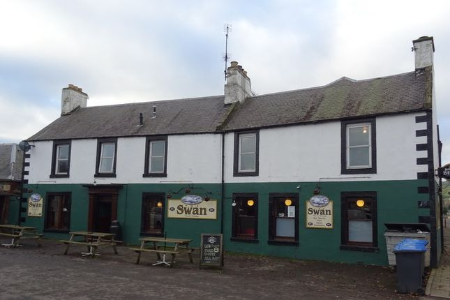 Thumbnail Pub/bar for sale in High Street, Earlston, Scottish Borders