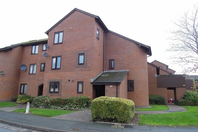 Thumbnail Flat to rent in 51, St Marys Close, Newtown, Powys