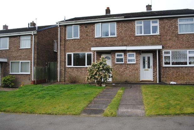 Thumbnail Property to rent in Cleveland Drive, Cannock