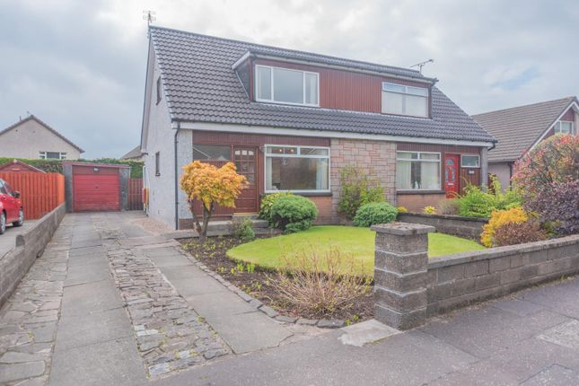2 bed semi-detached house for sale in Inchna, Menstrie FK11