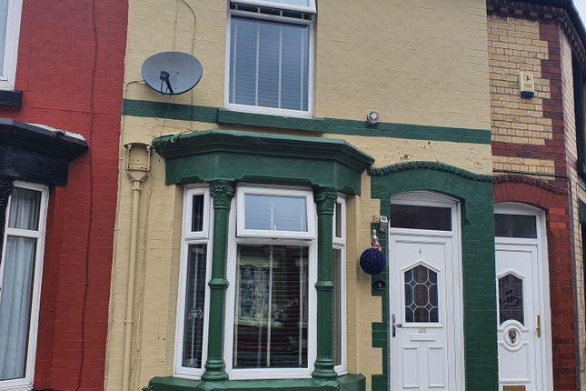 Plumer Street, Wavertree, Liverpool L15