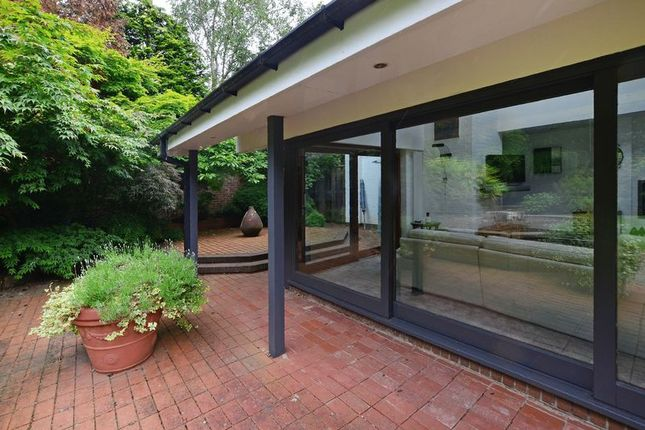 Terrace of Forest Edge, Whirlow, Sheffield S11