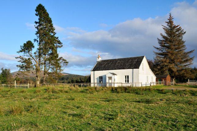 Thumbnail Detached house for sale in Nursery Park, Spean Bridge