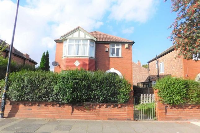 Thumbnail Detached house for sale in Kings Road, Old Trafford, Manchester