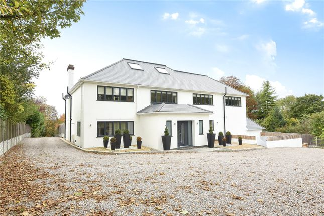 Thumbnail Detached house for sale in Stonehouse Road, Halstead, Sevenoaks, Kent
