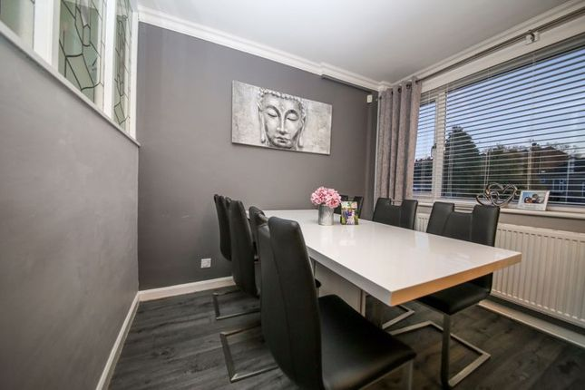 Dining Area of Kelway Terrace, Whelley, Wigan WN1