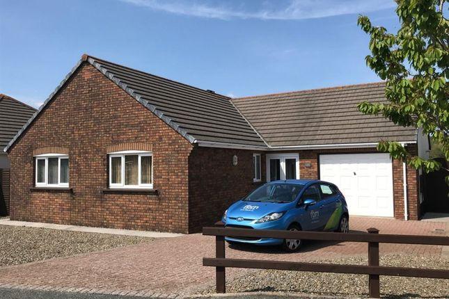 Thumbnail Bungalow to rent in Gibbas Way, Pembroke, Pembrokeshire