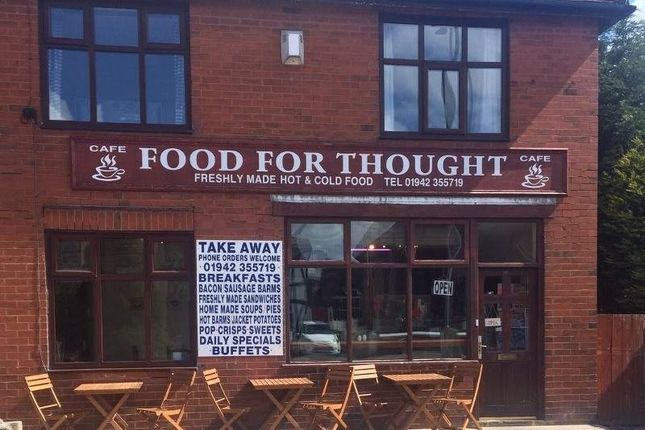 Thumbnail Restaurant/cafe to let in 128 Lowton Road, Warrington