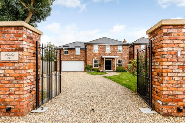 Thumbnail Detached house for sale in Emersons Green Lane, Emersons Green, Bristol