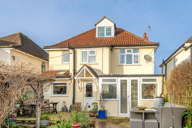 Thumbnail Detached house for sale in Upper Church Road, Stroud
