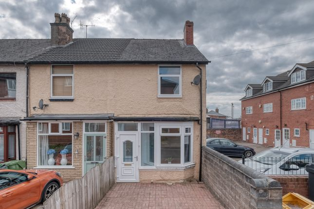 3 bed end terrace house to rent in Coronation Terrace, Bromsgrove B60