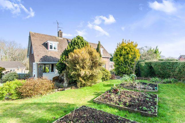Thumbnail Detached house for sale in Glebelands Road, Tiverton