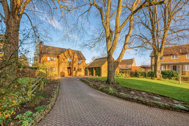 Thumbnail Detached house for sale in Manor Road, Staverton, Daventry