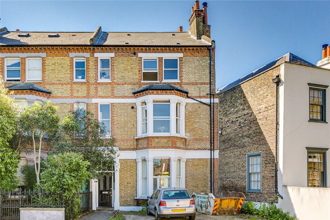 Thumbnail Flat for sale in Rectory Grove, London