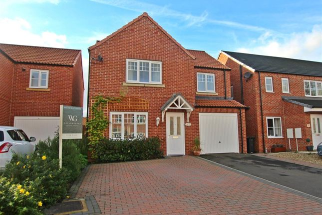 Thumbnail Detached house for sale in 18 Evergreen Way, Norton, Malton