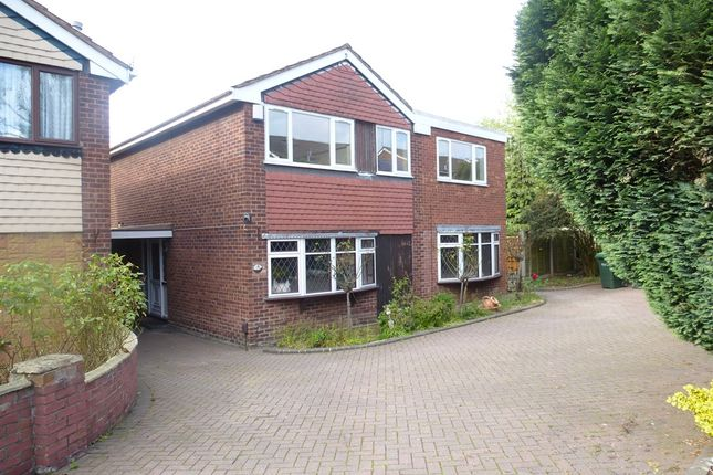 Thumbnail Detached house for sale in Pleasant Street, Hill Top, West Bromwich