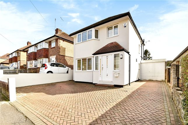 Thumbnail Detached house for sale in Chiltern View Road, Uxbridge, Middlesex