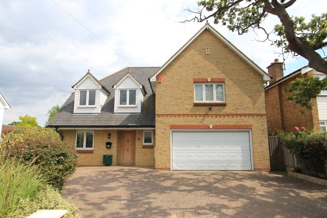 Thumbnail Detached house for sale in Hullbridge Road, Rayleigh