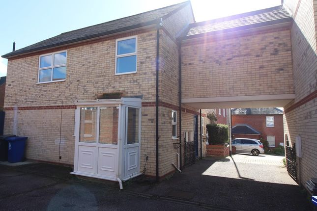 Thumbnail End terrace house to rent in Windmill Rise, Bury St. Edmunds