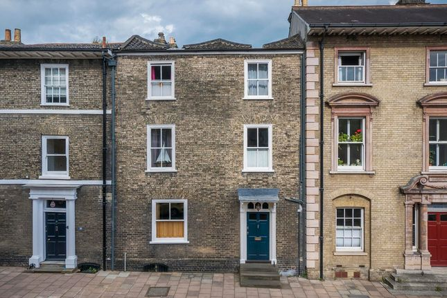 Thumbnail Town house for sale in Northgate Street, Bury St. Edmunds
