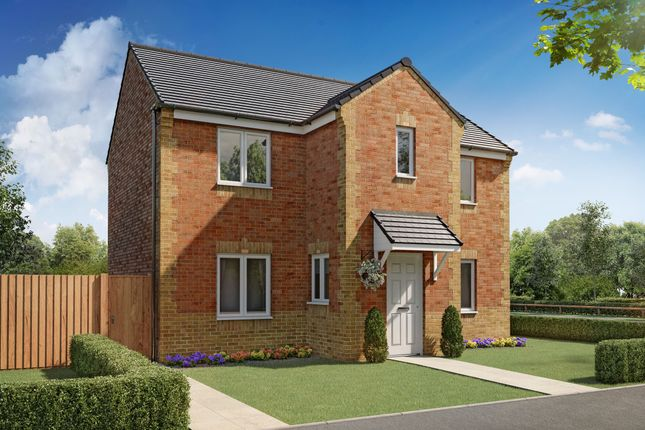 "Thumbnail Detached house for sale in ""Carlow"" at Durham Road, Middlestone Moor, Spennymoor"