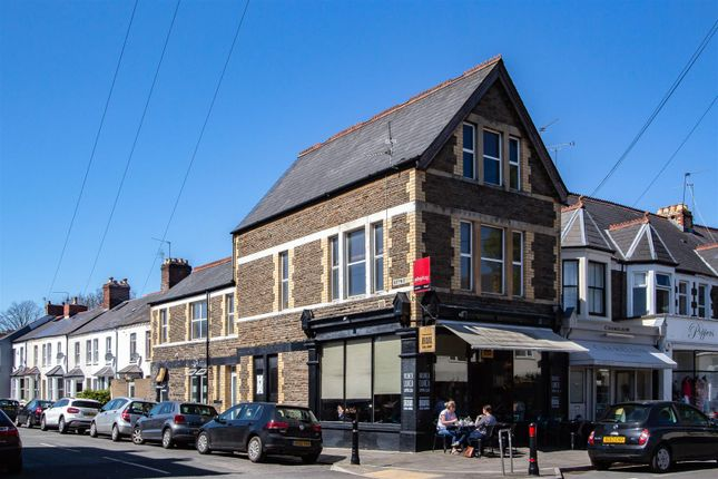 Thumbnail Flat to rent in Pontcanna Street, Pontcanna, Cardiff