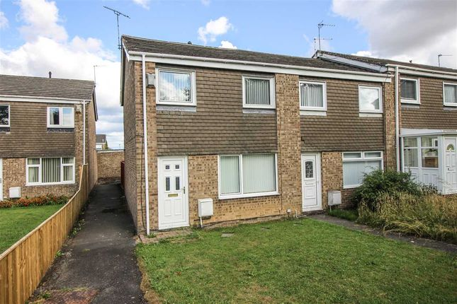 Thumbnail Terraced house to rent in Norwich Way, Parkside Chase, Cramlington