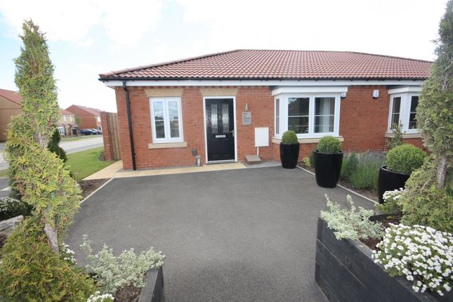 Thumbnail Bungalow for sale in Galley Hill, Guisborough